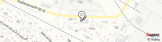 Центр тонировки автомобилей на карте Чебоксар