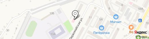 Чебоксарская центральная районная больница, МУЗ на карте Кугесей