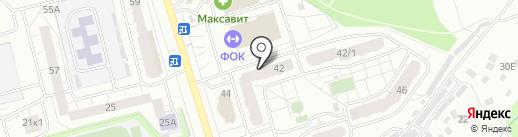 ФондПласт на карте Чебоксар