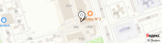 Key-21.ru на карте Чебоксар