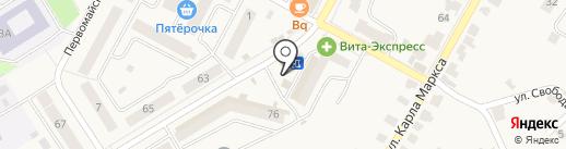 Мобильный двор на карте Кугесей