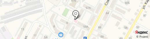 Вит-А-Дент на карте Кугесей