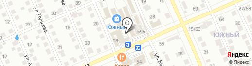 New life на карте Чебоксар