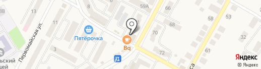 Рубль Бум на карте Кугесей