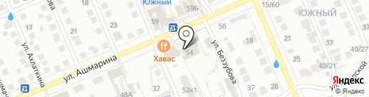 Faberlic на карте Чебоксар