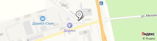 Банкомат, Сбербанк, ПАО на карте Кугесей