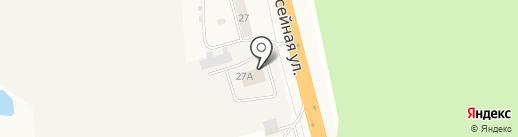 Автогруз21 на карте Кугесей