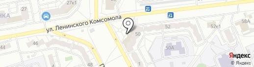 Магазин крепежных изделий на карте Чебоксар