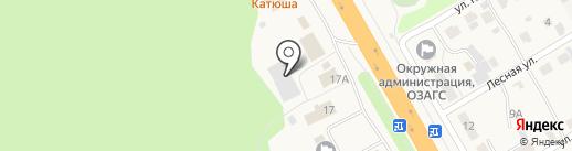 РегионАвто на карте Кугесей