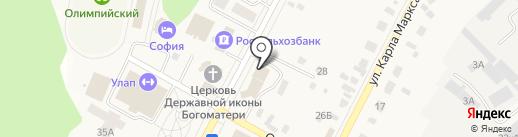 Межрайонная инспекция Федеральной налоговой службы России №5 по Чувашской Республике на карте Кугесей
