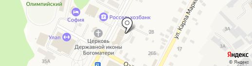 ИФНС на карте Кугесей