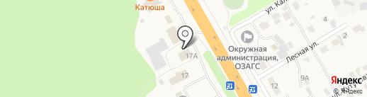 АГРОХОЛДИНГ ЮРМА на карте Кугесей