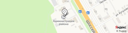 Роспотребнадзор на карте Кугесей