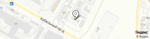 ПромИнвест на карте Чебоксар