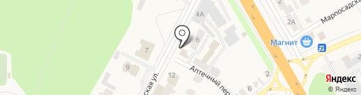 Прокуратура Чебоксарского района на карте Кугесей