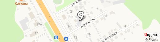 Бюро технической инвентаризации на карте Кугесей