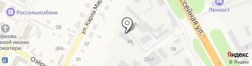 Центр информационных технологий на карте Кугесей