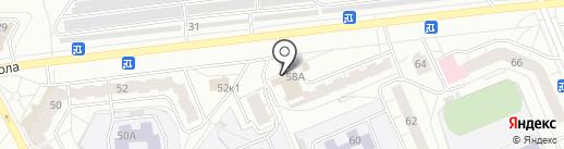 Банкомат, Сбербанк, ПАО на карте Чебоксар