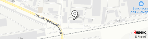 КРОВЕЛЬЩИК на карте Чебоксар