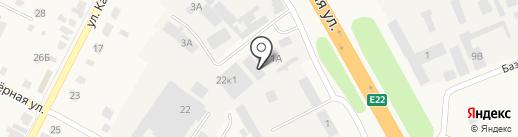 АМН Групп на карте Кугесей