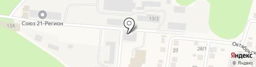 НьюСервис на карте Кугесей