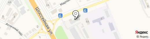 Ленкост на карте Кугесей