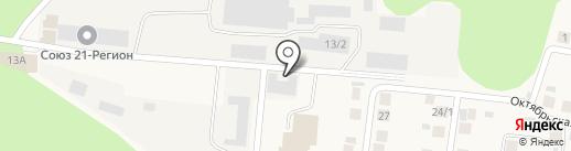 Трансавтосервис на карте Кугесей