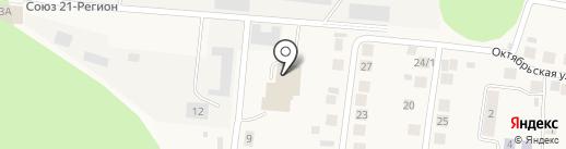 Драйв на карте Кугесей