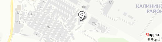 ТехЦентр-М на карте Чебоксар