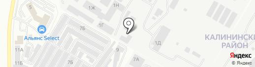 Bestex на карте Чебоксар