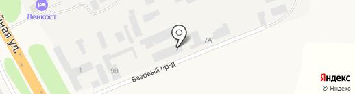 Вымпел на карте Кугесей