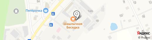 Dveri-LINK на карте Кугесей
