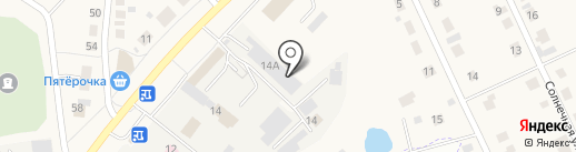 Чебоксарский арматурный завод на карте Кугесей