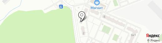 Честр-Инвест на карте Чебоксар