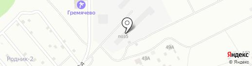 Устра на карте Чебоксар
