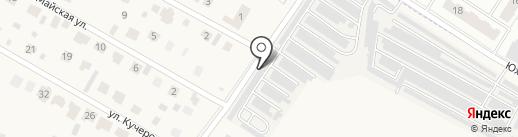 Сильверейн-Групп на карте Новочебоксарска