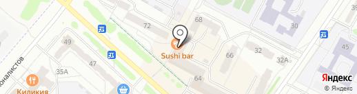 Библиотека им. Н. Носова на карте Новочебоксарска