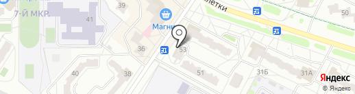 Цифровой ФотоЭкспресс на карте Новочебоксарска