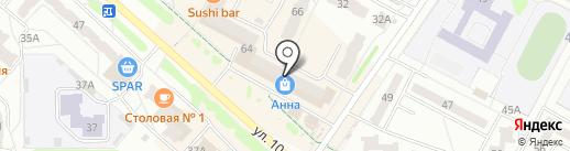 Эstetika на карте Новочебоксарска