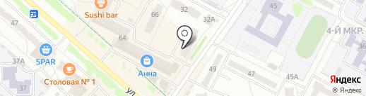 Агентство недвижимости на карте Новочебоксарска