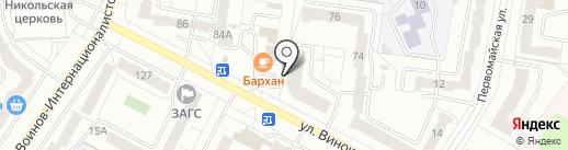 ENJOY на карте Новочебоксарска