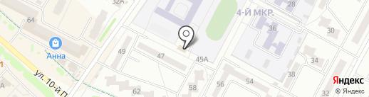 ТеремОК на карте Новочебоксарска