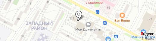 Салон полиграфии на карте Новочебоксарска