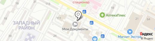 Qiwi на карте Новочебоксарска