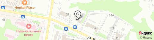 Городская недвижимость на карте Новочебоксарска