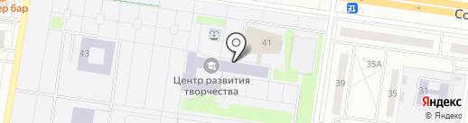 Милашка на карте Новочебоксарска