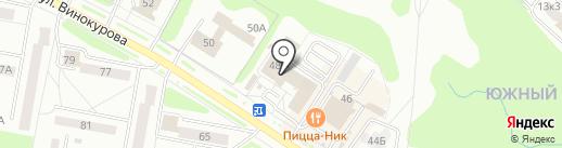 Мой дом на карте Новочебоксарска