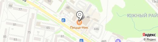 ВАРИАНТ на карте Новочебоксарска
