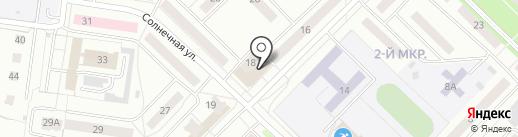 Магазин крепежных изделий на карте Новочебоксарска