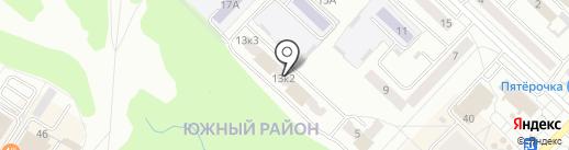 Центр занятости населения на карте Новочебоксарска